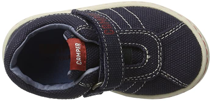 Amazon.com | Camper Uno Fw, Boys Low-Top Sneakers Blue | Fashion Sneakers