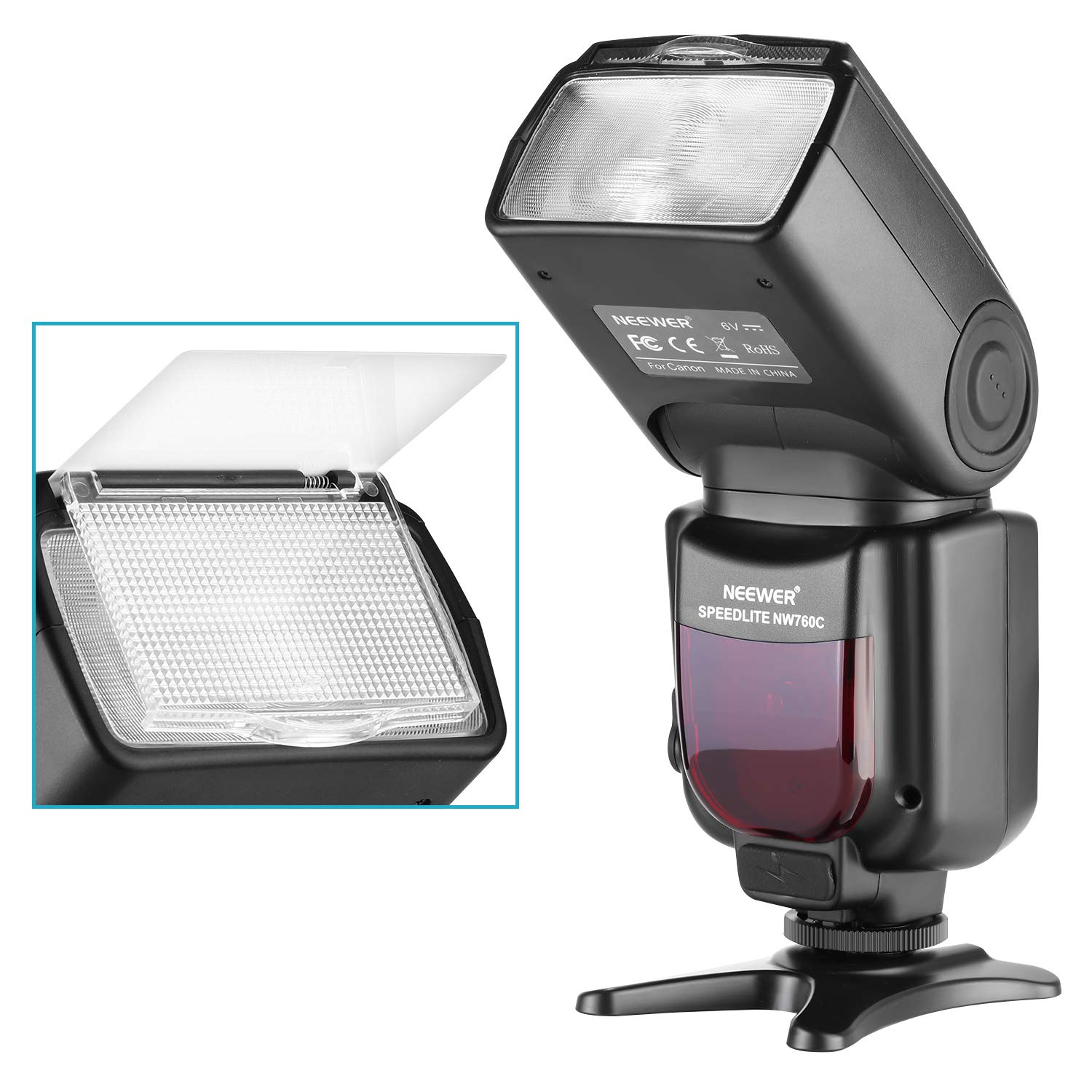 Neewer NW760 TTL Speedlite Flash