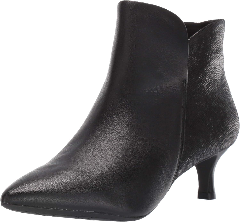 Rockport Women's Tm Alaiya Plain B Ankle Boot