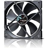 Fractal Design FD-FAN-DYN-X2-GP14-BK Dynamic X2 GP-14 140 mm 7 Blade LLS Bearing Case Fan - Black