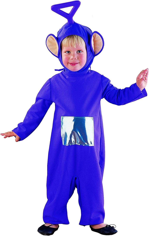 Teletubbies Tinky Winky 9601-000 Joker Carnaval de vestuario en el ...