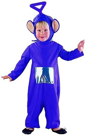 Ongebruikt Teletubbies Tinky Winky 9601-000 Joker Carnaval de vestuario en el ZH-45
