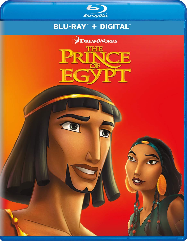 Blu-ray : The Prince Of Egypt (Digital Copy)