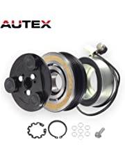 AUTEX AC A/C Compressor Clutch Coil Assembly Kit BP4S61K00 Replacement for MAZDA 3 NON