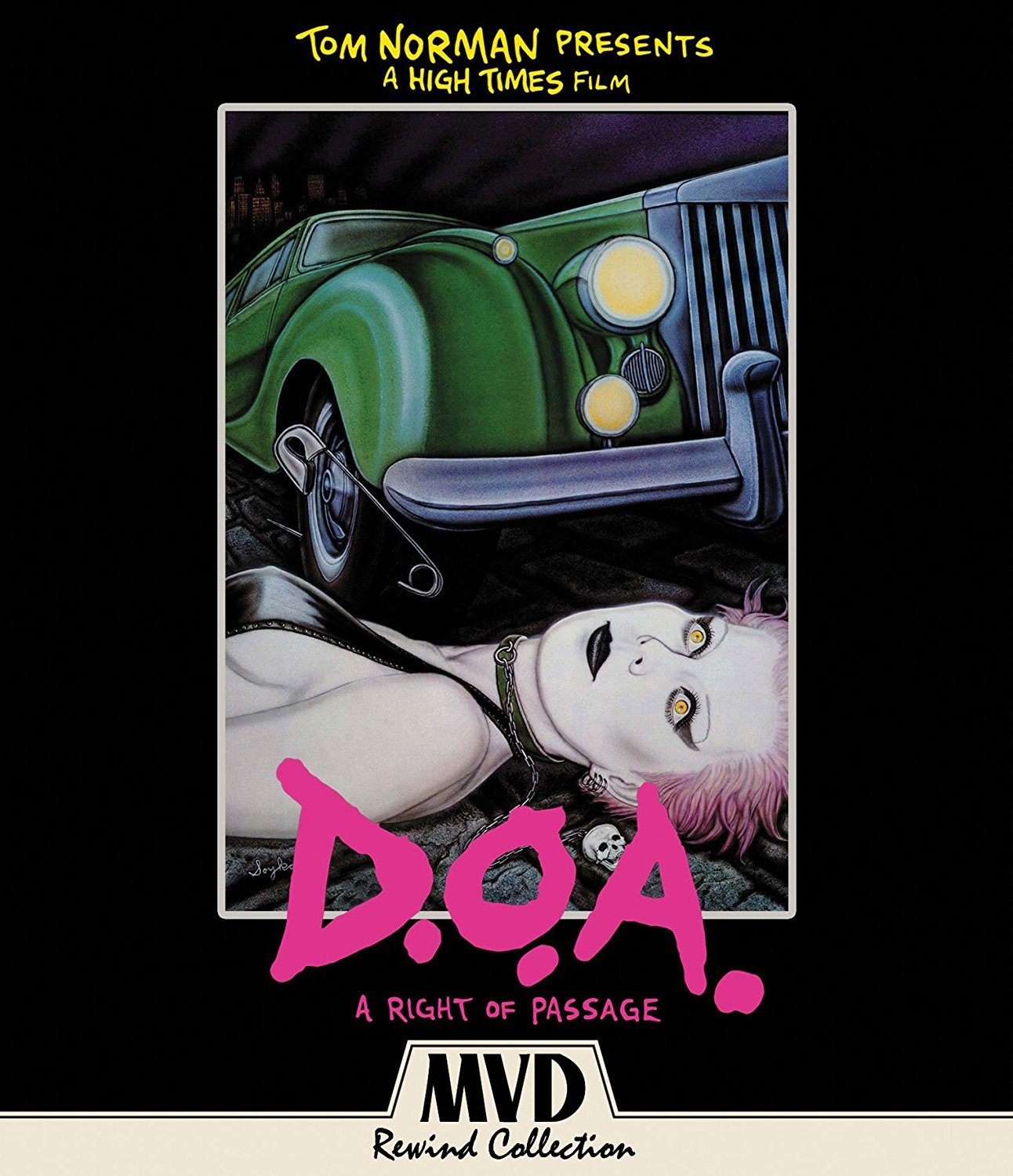 Blu-ray : D.o.a.: A Right Passage (With DVD, Special Edition, 2 Disc)