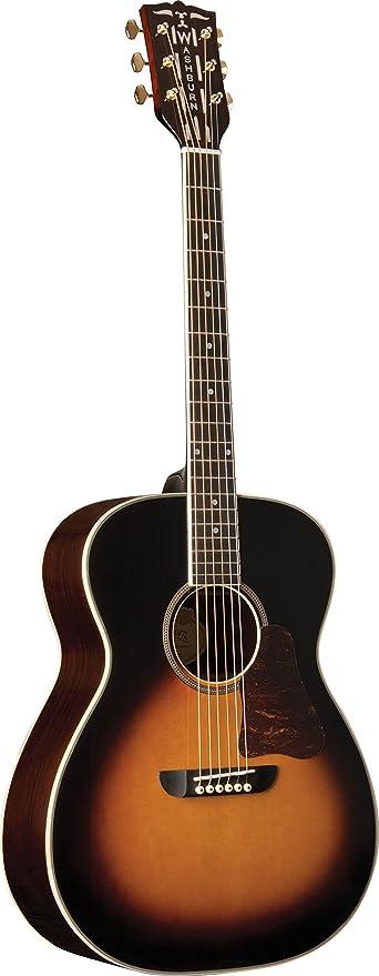 Washburn wsd5240scetsk Warren Haynes firma solo Deluxe - Guitarra ...