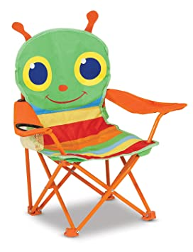 Melissa /& Doug Sunny Patch Happy Giddy Chair