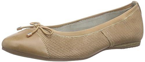 Tamaris Damen 22129 Geschlossene Ballerinas: Schuhe
