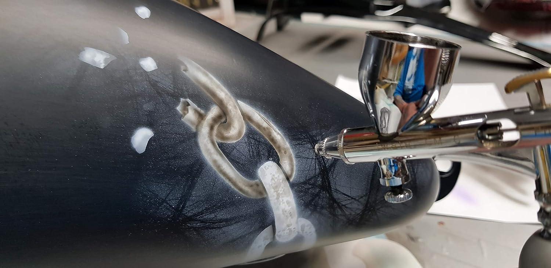 Stencil SK-Brush Chains Ketten Effekt Schablone