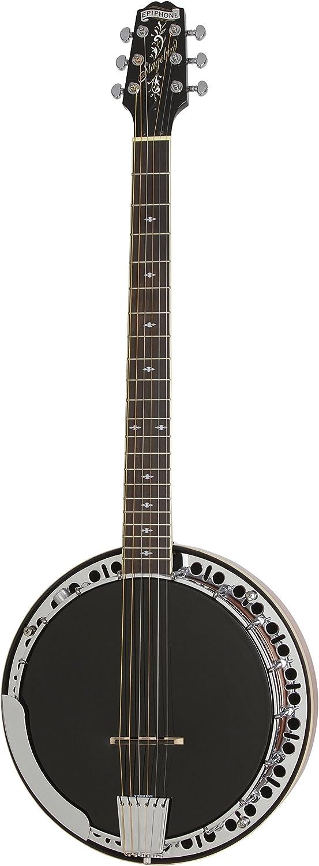 Epiphone Mayfair 5-String Banjo Mahogany (MA) バンジョー 5弦 エピフォン
