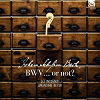 BWV… or not (Deluxe Edition)