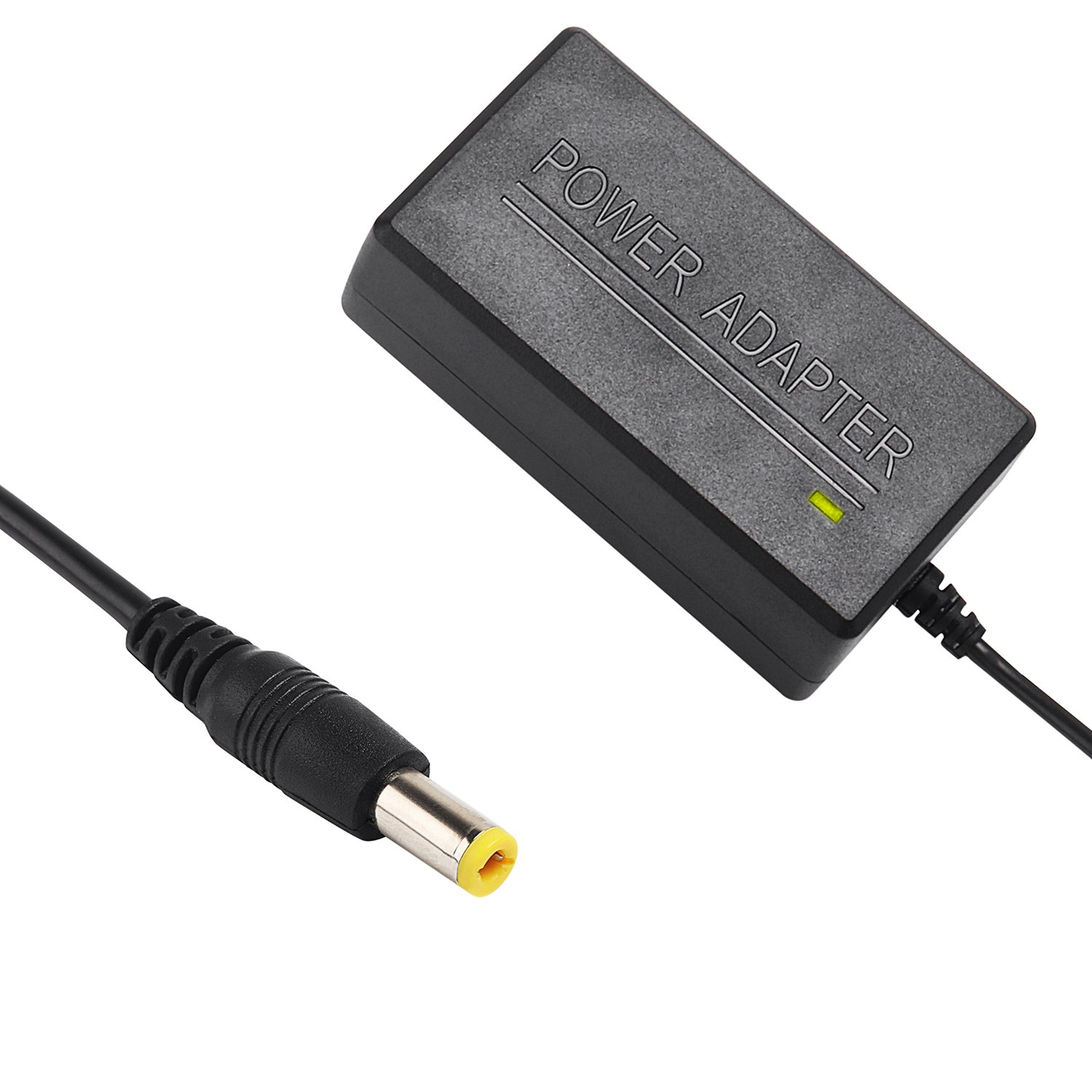Molshine (9 8ft Cable) 9V AC DC Power Adapter AD5 Charger Compatible