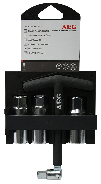 Amazon.com: Dade AEG 005000 Spark-Plug Spanner - 16/18 / 21 mm: Automotive