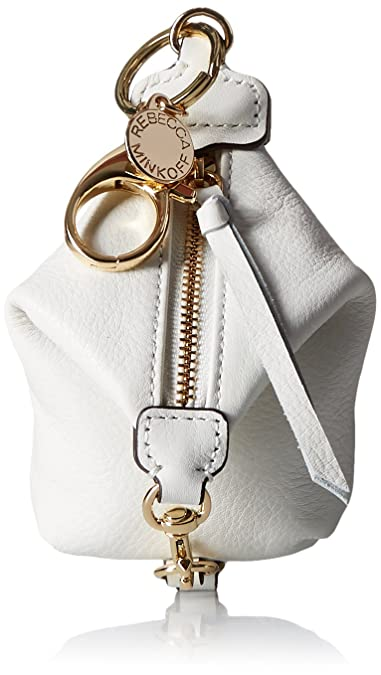 Amazon.com: Rebecca Minkoff Julian mochila Llavero cartera ...