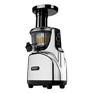 Kuvings Silent Juicer SC Series With Detachable Smart Cap, Chrome