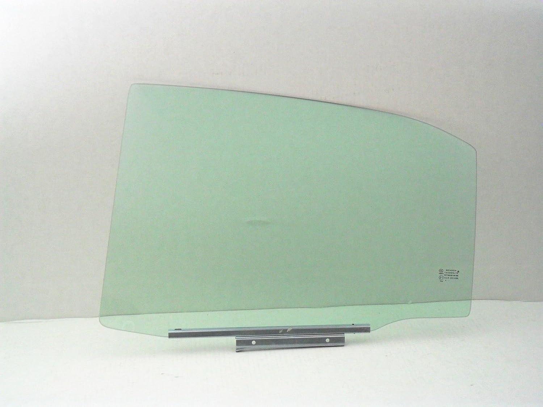 NAGD Fits 1997-2001 Toyota Camry 4 Door Sedan Passenger Side Right Rear Door Window Glass