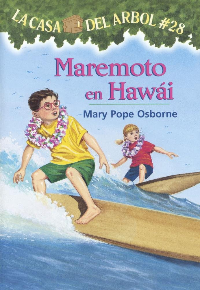 Download Maremoto En Hawai (High Tide In Hawaii) (Turtleback School & Library Binding Edition) (La Casa del Arbol) (Spanish Edition) pdf