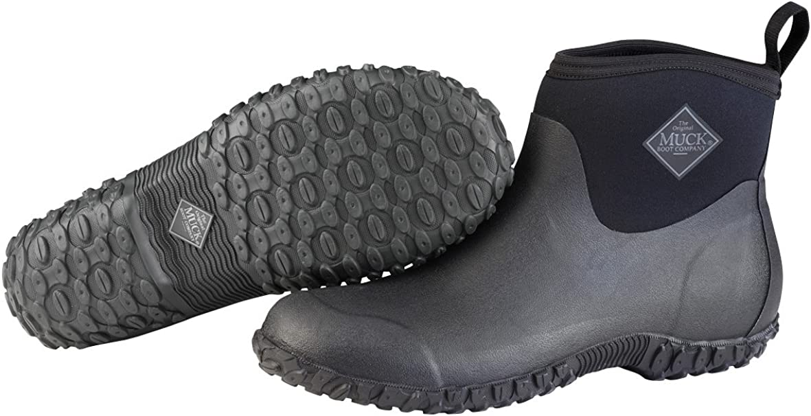 Muckster ll Ankle-Height Men's Rubber Garden Boots