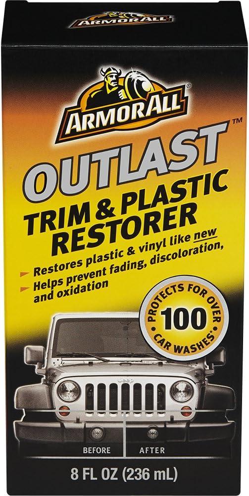 Armor All Outlast Car Trim & Plastic Cleaner