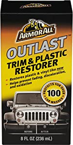 Armor All Car Trim & Plastic Cleaner, Cleaning for Cars, Truck,