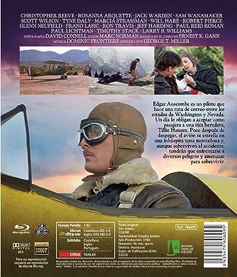 El Aviador BD 1985 [Blu-ray]: Amazon.es: Christopher Reeve ...