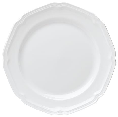 Mikasa Antique White Dinner Plate 10.5-Inch  sc 1 st  Amazon.com & Amazon.com   Mikasa Antique White Dinner Plate 10.5-Inch: Dinner Plates