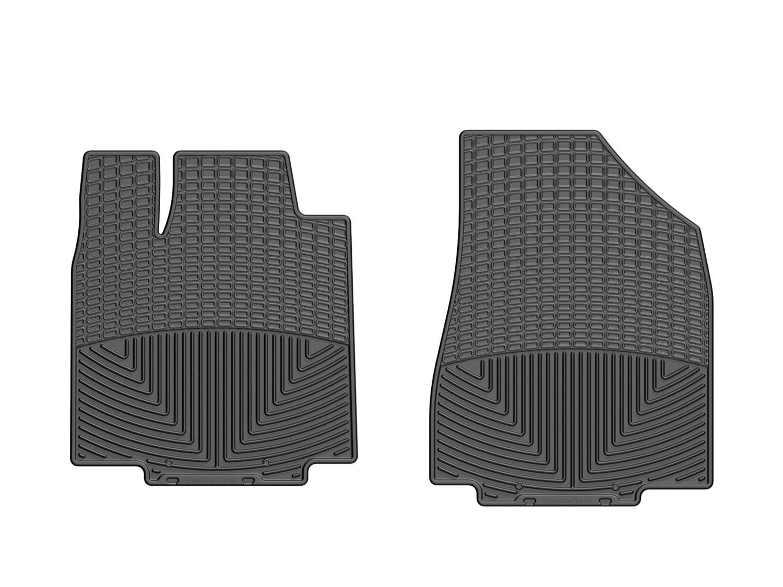 Black WeatherTech W305 All-Weather Floor Mat