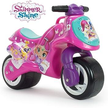 Comprar INJUSA - Correpasillos Shimmer & Shine Licenciado Recomendado a Niños +18 Meses con Decoración Permanente e Impermeable