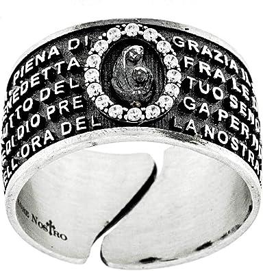 anello padre nostro amazon