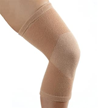 9e0f056b10 Image Unavailable. Image not available for. Color: THERALL JOINT WARMING  KNEE SUPPORT Large