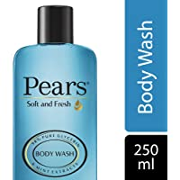 Pears Soft and Fresh Body Wash, 250 ml