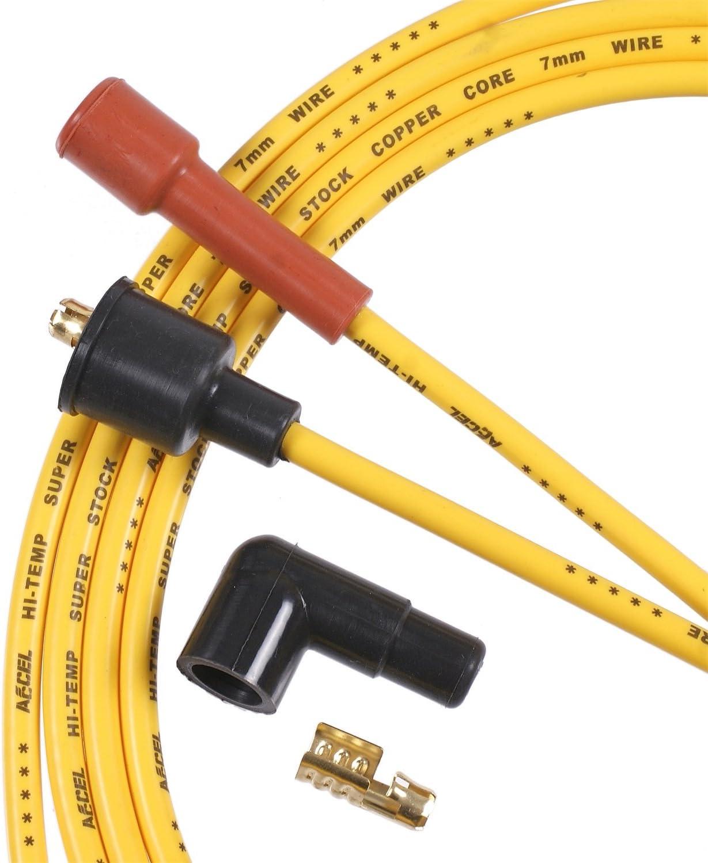 ACCEL 3008 Universal Fit Super Stock Spark Plug Wire Set