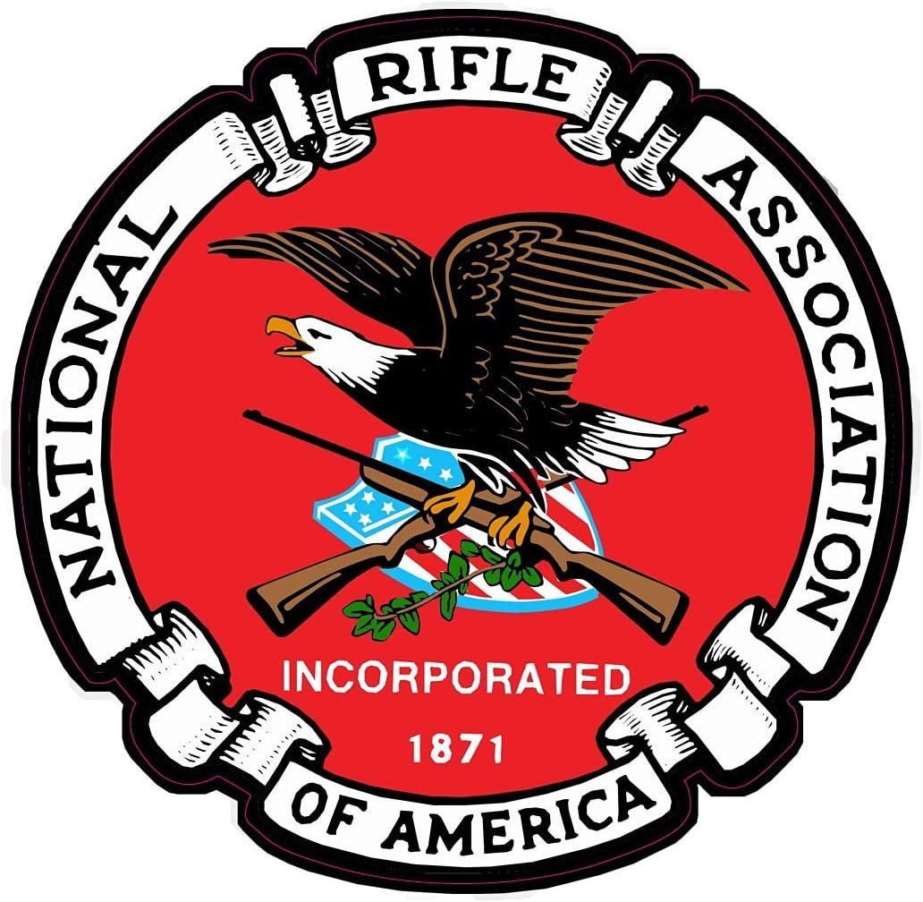 NRA National Rifle Association of America Vinyl Decal Sticker Car Truck Window