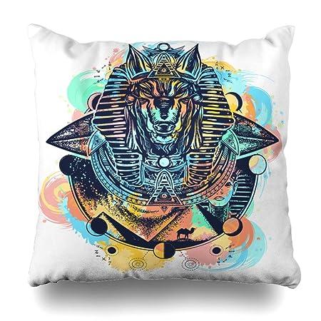 Kutita - Fundas decorativas de almohada, 45 x 45 cm, diseño de ...