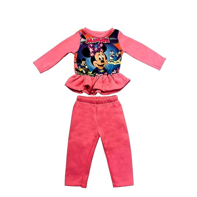 a4a0e01bb67 Amazon.com: Disney Junior Minnie Mouse & Friends Sweatsuit, Mickey ...
