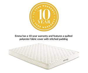 "Modway Emma 6"" Twin Foam Mattress"