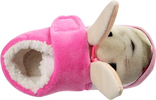 Officially Licensed Paw Patrol Girls Low Top Slippers Pink UK Sizes 5 to 10