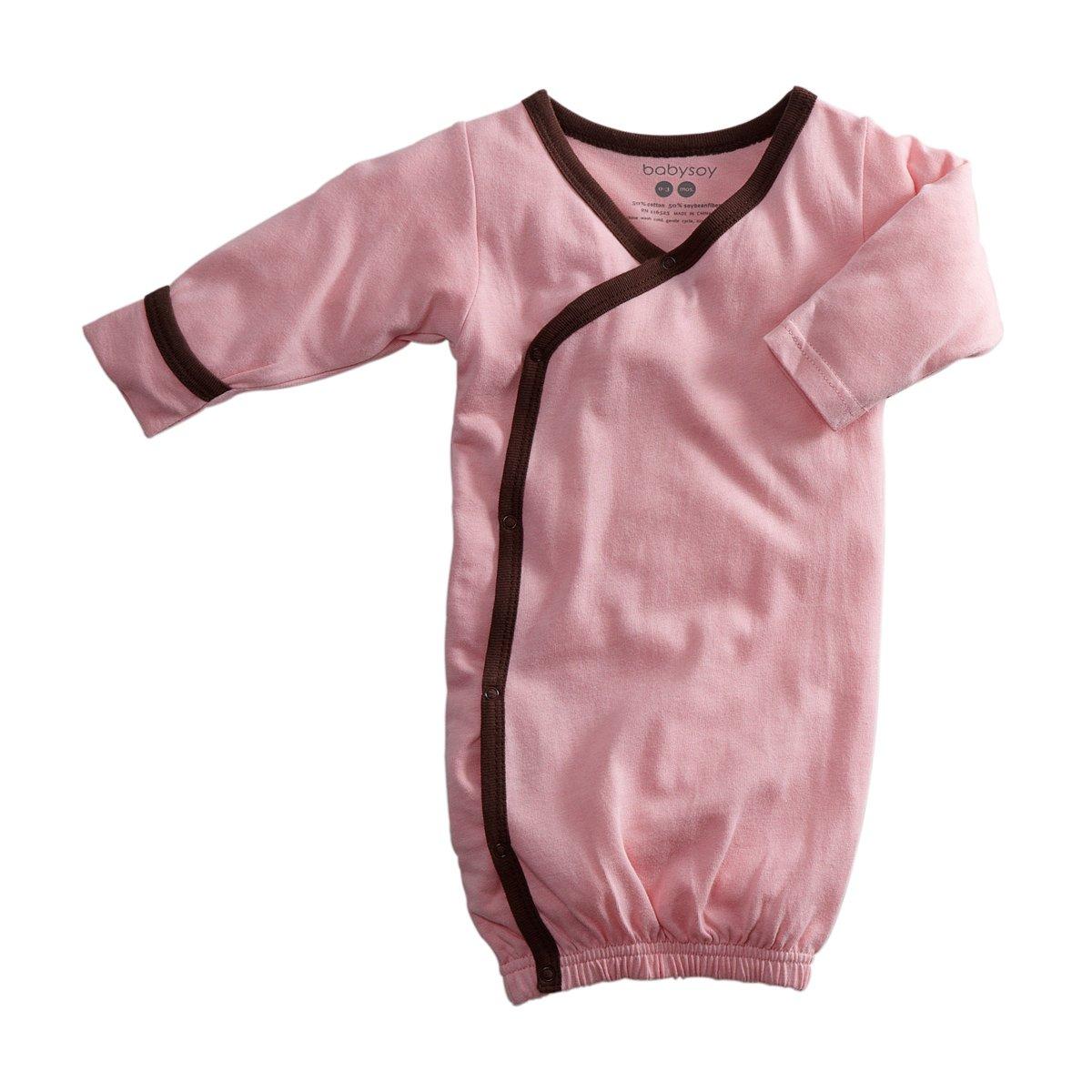Babysoy Baby Kimono Bundler Gown Baby Soy