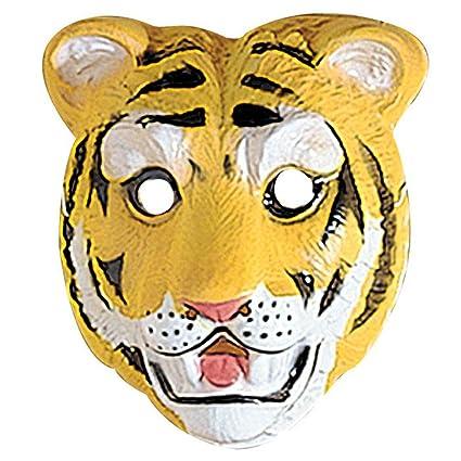Animal Tiger Mask Para Los Ninos Amazon Es Juguetes Y Juegos