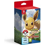 Nintendo Pokemon: Let's Go, Eevee Including Poke Ball Plus