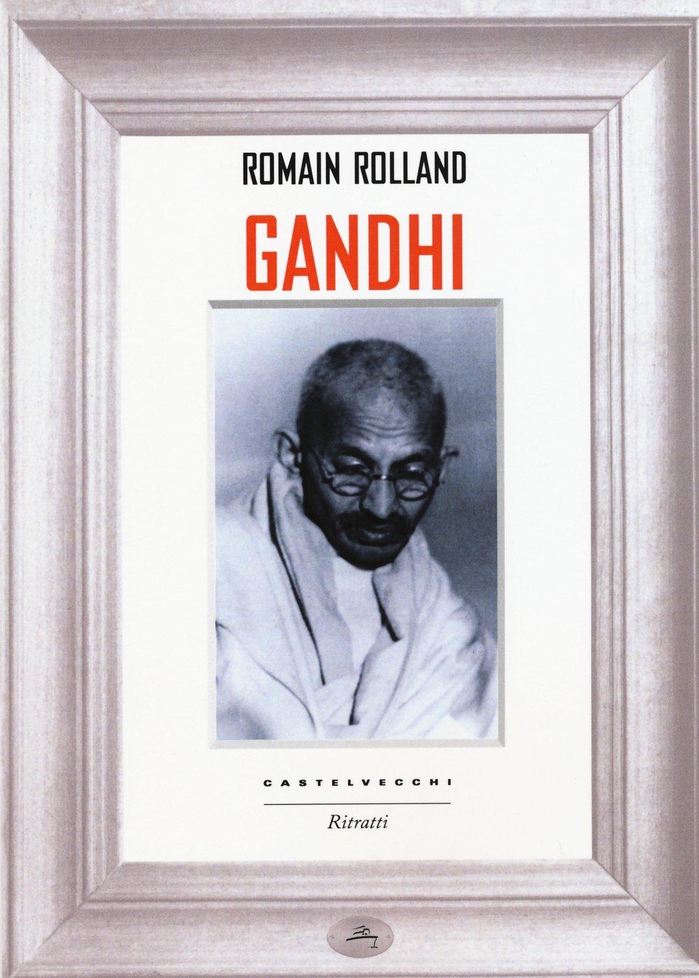 Gandhi (Ritratti): Amazon.es: Romain Rolland, G. Gabrielli: Libros en idiomas extranjeros