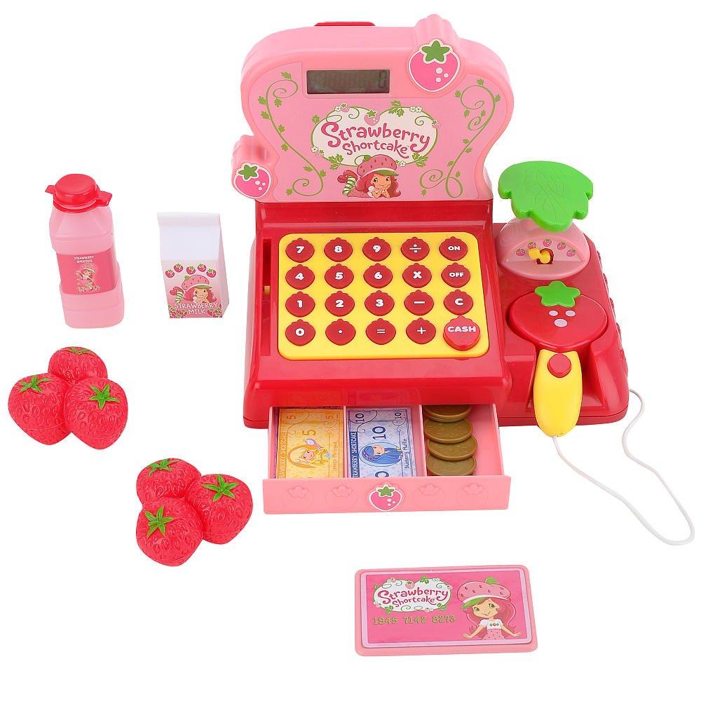 Strawberry Shortcake Cash Register