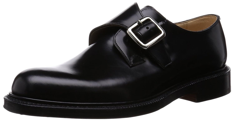 [チャーチ] Church's ビジネスシューズ MEADWELL B00OXI93U8 25.5 cm|ブラック ブラック 25.5 cm