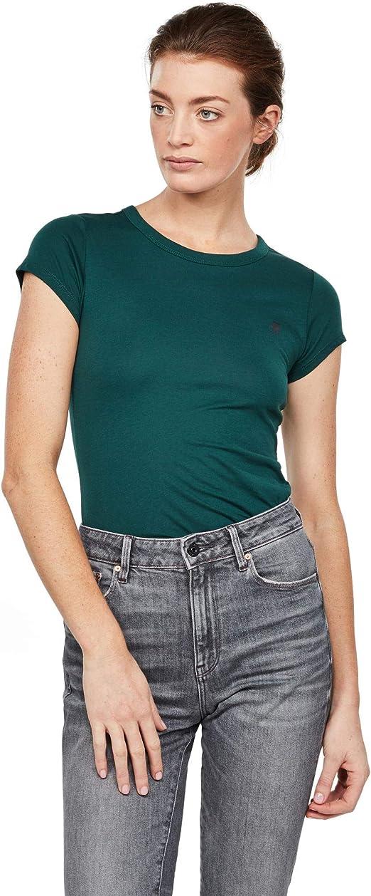 G-STAR RAW Damen Eyben Slim R T Wmn S//S T-Shirt