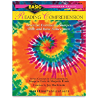 Reading Comprehension for Grades 6-8+: Basic Not Boring