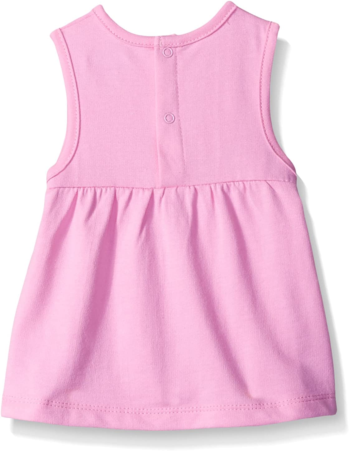 BON BEBE Baby Girls 2 Piece Set with French Terry Jumper and Bodysuit
