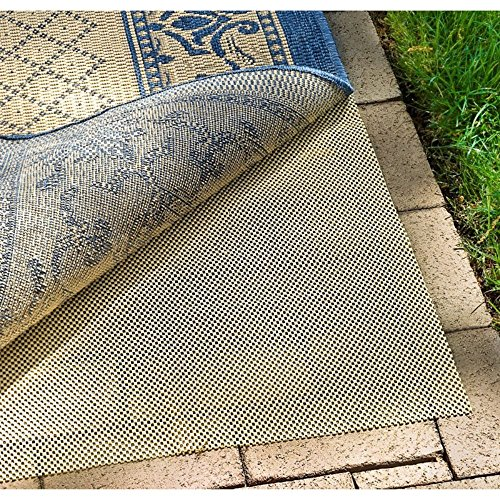 Safavieh Padding Collection PAD140 Cream Area Rug, 5 feet by 8 feet 5 x 8