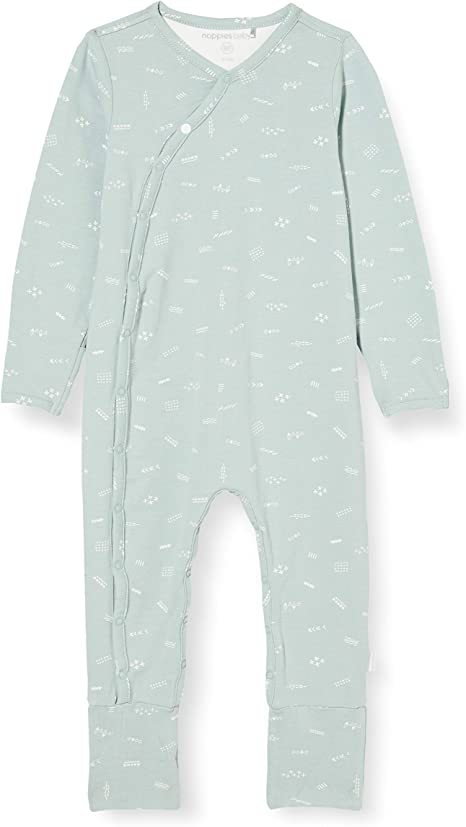 Noppies U Playsuit Dali Tuta Intera Unisex-Bimbi