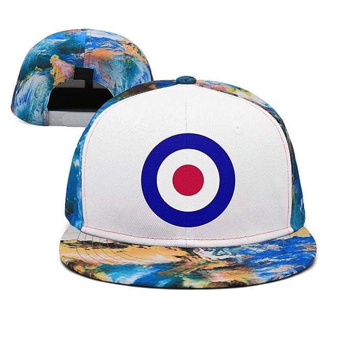 7a060ff01f2f1 Kindgoveryz The-Who-Band-Keith-Moonâ€s-Target-Logo- Trucker Hat ...