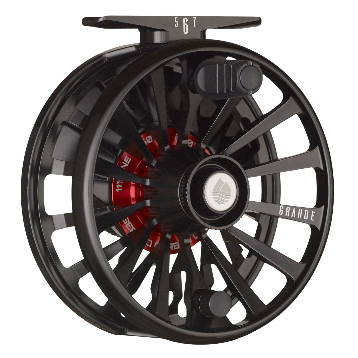 Redington Grande 11/12/13 Fly Reel - Black